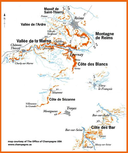 Powered by pinot noir la montagne de reims - Carte de visite reims ...